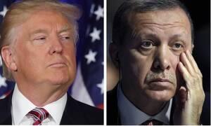 Τραμπ απειλεί Ερντογάν: Θα καταστρέψω ολοσχερώς την Τουρκία αν ξεπεράσεις τα όρια στη Συρία