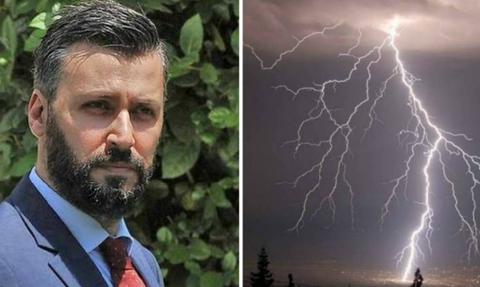 Καιρός - Καλλιάνος: Γι' αυτό δεν ήρθαν... ποτέ οι καταιγίδες στην Αττική