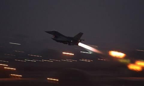 «Χαστούκι» στην Τουρκία: Οι ΗΠΑ απέκλεισαν τον εναέριο χώρο πάνω από τη Βόρεια Συρία