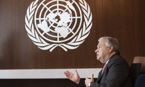 Γκουτιέρες για Συρία: Όλα τα μέρη να επιδείξουν τη μέγιστη αυτοσυγκράτηση