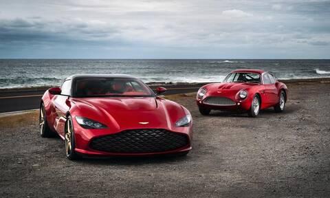 H Aston Martin προσφέρει ένα μοναδικό και πολύ ακριβό πακέτο