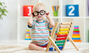 Σημάδια που δείχνουν ότι μεγαλώνετε μία μικρή ιδιοφυΐα