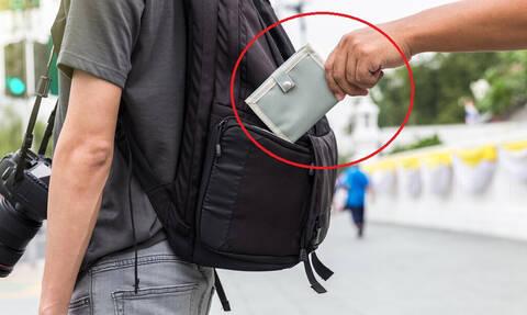 Προσοχή: Τι να προσέξεις για να μην σου κλέψουν το πορτοφόλι
