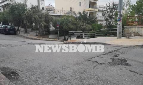 В Греции в столичном районе Илиуполи во время разгрузки погиб водитель грузовика