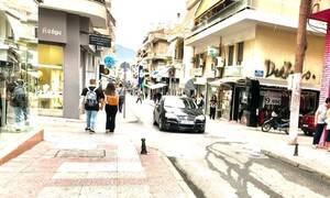 Δείτε τι απίστευτο ξεπετάχτηκε τα ξημερώματα μέσα από το κέντρο της Χαλκίδας!