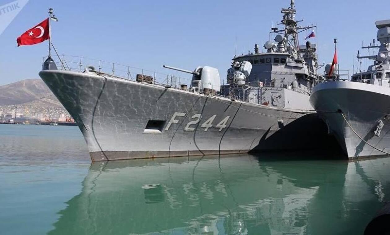 Η Τουρκία «κλειδώνει» με NAVTEX περιοχή δυτικά της Κύπρου
