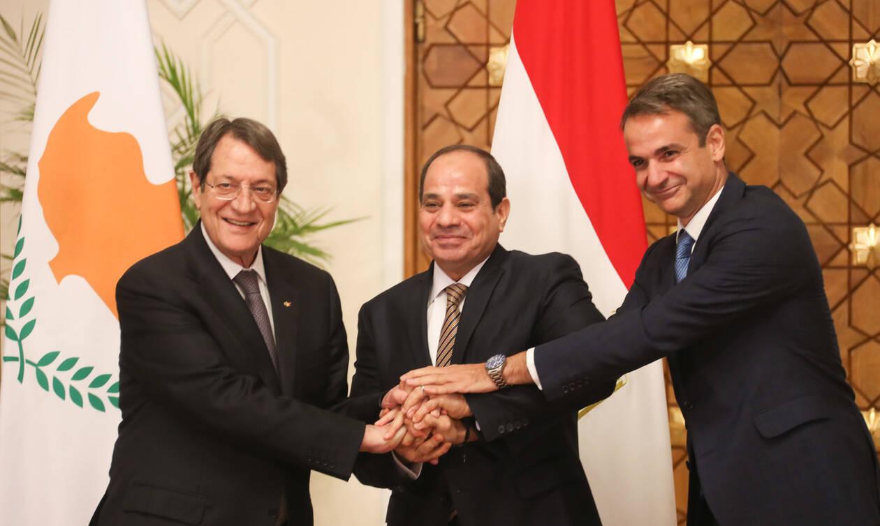 Κύπρος, Αίγυπτος, Ελλάδα καταδίκασαν την τουρκική προκλητικότητα