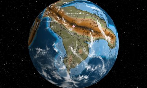 Πού ήταν το σπίτι σου πριν 700 εκατομμύρια χρόνια; Μπες και δες