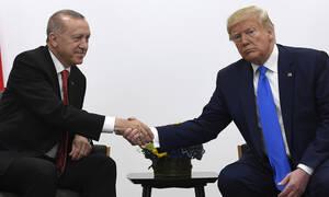 Στις ΗΠΑ ο Ερντογάν - Πότε θα συναντηθεί με τον Τραμπ