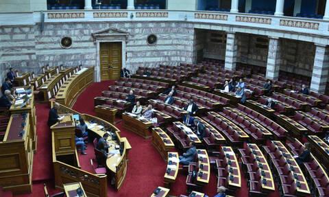 Προανακριτική για Παπαγγελόπουλο: LIVE η συζήτηση στην Ολομέλεια της Βουλής
