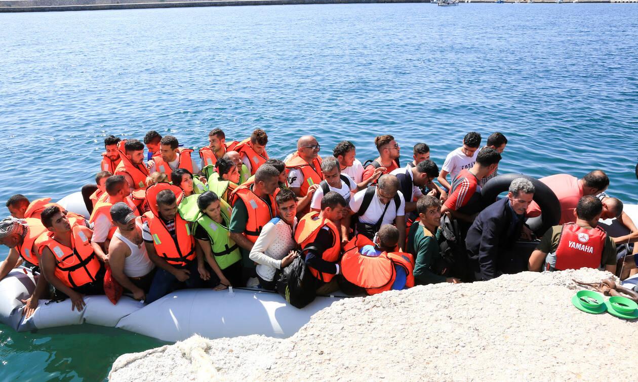 Προσφυγικό «ώρα μηδέν»: Συνεχίζονται οι ροές στα νησιά του Βορείου Αιγαίου
