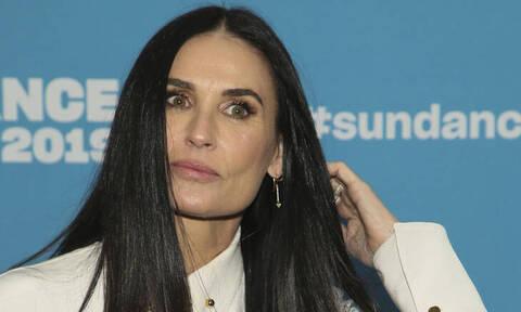 Η Ντέμι Μουρ αποκαλύπτει: Με βίασε Έλληνας επιχειρηματίας