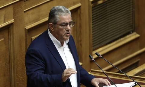 Βουλή: Κουτσούμπας για υπόθεση Novartis - «Προσπάθεια αποπροσανατολισμού από τα μεγάλα προβλήματα»