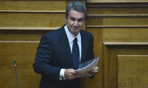 Βουλή - Λοβέρδος για υπόθεση NOVARTIS: «Ο Τσίπρας απέδειξε ότι δεν έχει όριο στο ψέμα»