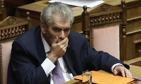 Η Βουλή αποφάσισε: Παραπομπή Παπαγγελόπουλου σε προανακριτική επιτροπή για την υπόθεση Novartis