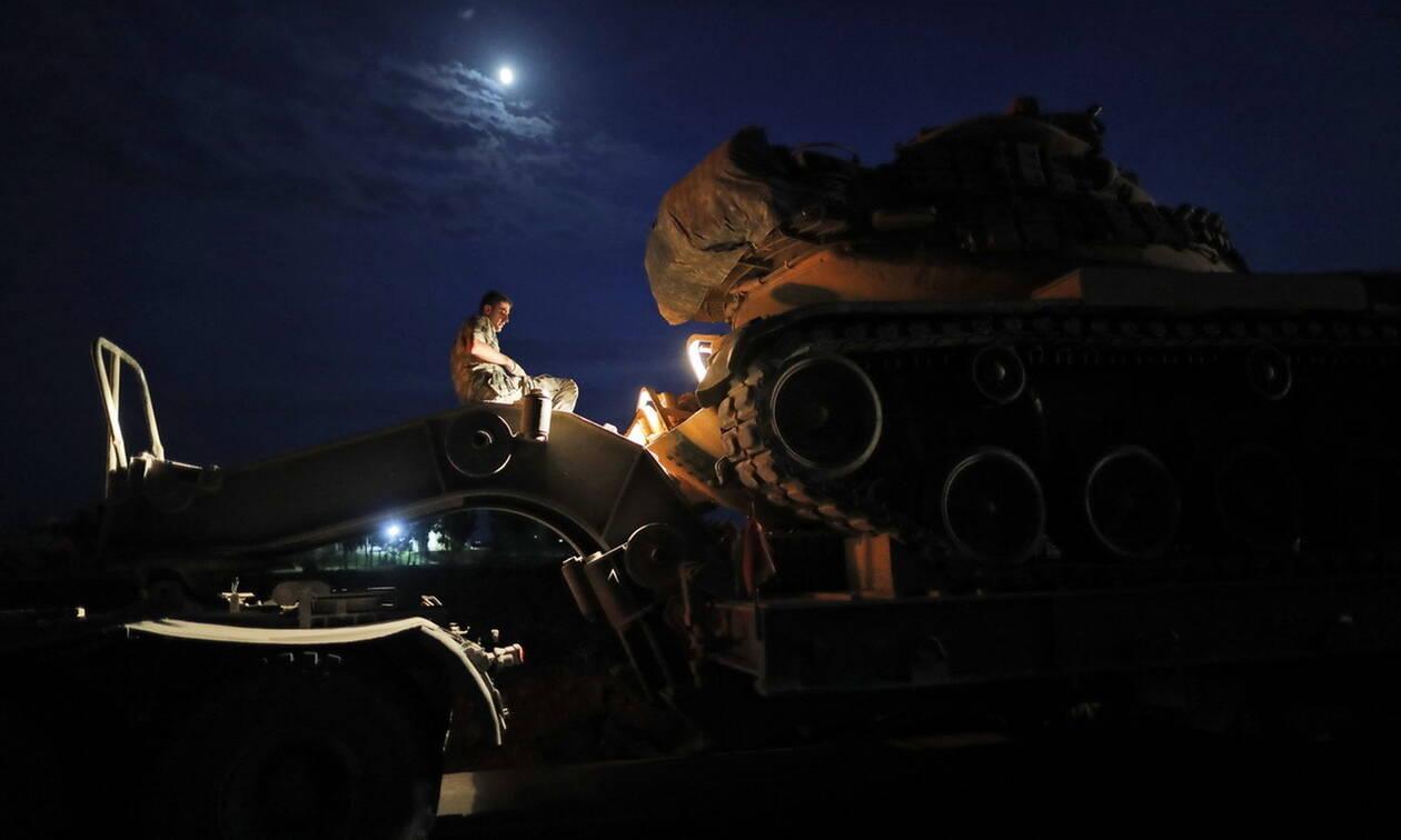 Τύμπανα πολέμου στη Συρία - Συνεργάτης Ερντογάν: Ξεκινά «πολύ σύντομα» η επίθεση
