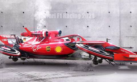 Αυτό μπορεί να είναι το μελλοντικό μονοθέσιο της Ferrari;