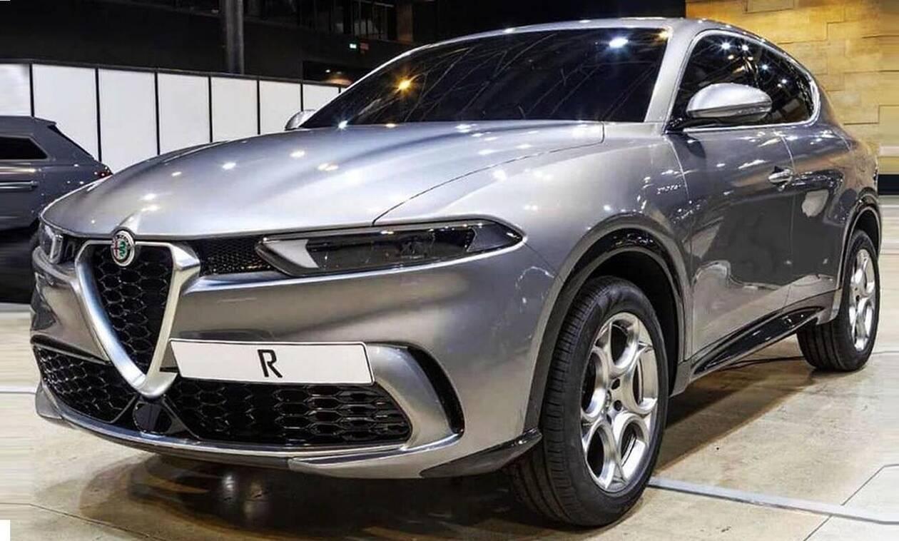 Tonale: Αυτό είναι το νέο μικρό SUV της Alfa Romeo