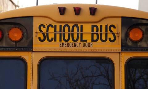 Ποια λέτε ότι είναι η μέση ηλικία των σχολικών λεωφορείων στη χώρα μας;