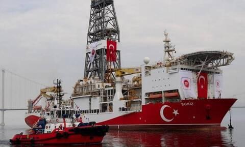Τουρκικά πλοία «περικυκλώνουν» την Κύπρο - Έτοιμο να τρυπήσει το Οικόπεδο 7 το Γιαβούζ