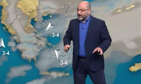 Καιρός: Προσοχή! Αντικυκλώνας «γίγας» αλλάζει άρδην το καιρικό σκηνικό. Προειδοποίηση Αρναούτογλου