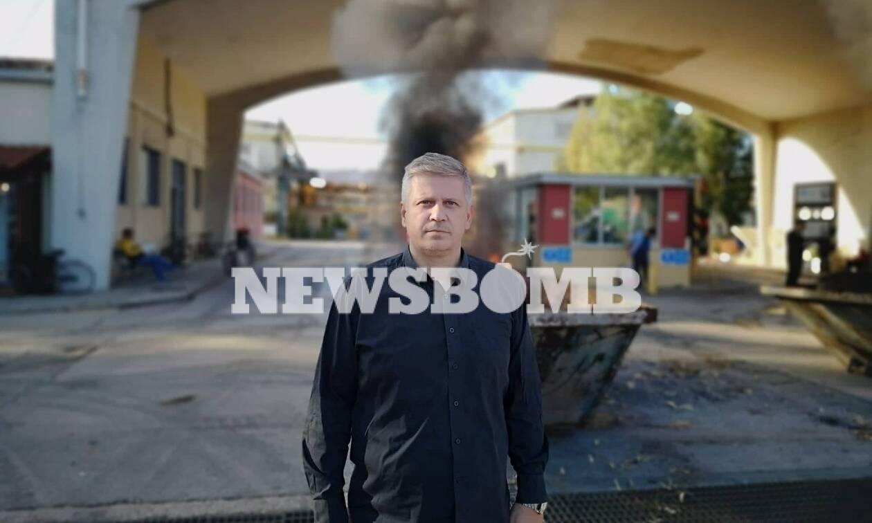 Πρόεδρος εργαζομένων Χαλυβουργικής στο Newsbomb.gr: «Ζούμε την απόλυτη εξαθλίωση»