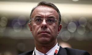 Στο Λουξεμβούργο για το Eurogroup ο υπουργός Οικονομικών Χρήστος Σταϊκούρας