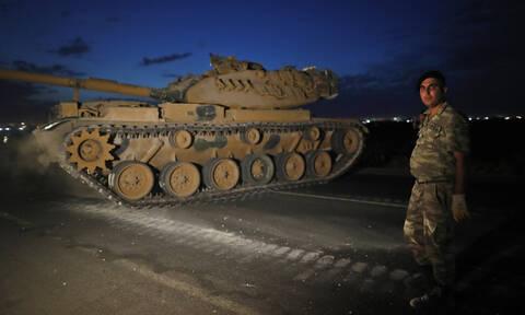 Θρίλερ στα σύνορα Τουρκίας – Συρίας: Ξεκίνησε η τουρκική εισβολή;
