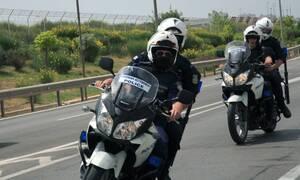 Θεσσαλονίκη: Επεισοδιακή καταδίωξη στο Αγγελοχώρι - Εμβόλισε μοτοσικλέτα αστυνομικού