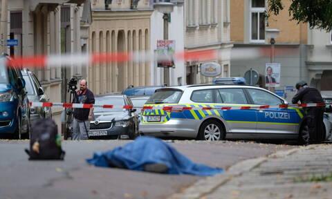 Γερμανία: Εικόνες από την αιματηρή επίθεση - Δύο νεκροί (pics+vids)