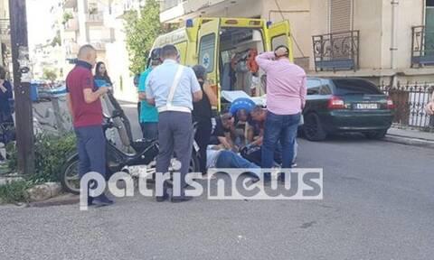 Πύργος: Σοβαρό τροχαίο με τραυματίες