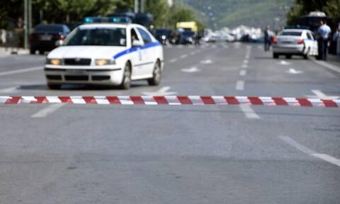 Λήξη συναγερμού για την «ύποπτη» βαλίτσα έξω από την πρεσβεία της Σερβίας