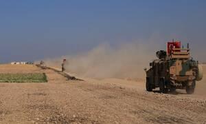 Χάος στη Συρία από την τουρκική εισβολή: Εκρήξεις και καπνοί (pics+vids)