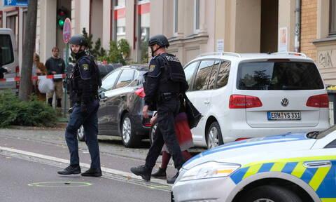 Γερμανία: Δύο νεκροί και δύο βαριά τραυματίες στην Χάλε - Εικόνες από την αιματηρή επίθεση