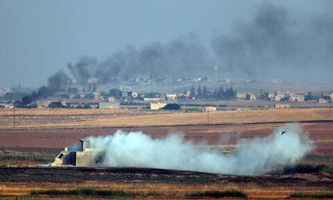 Χάος στη Συρία: Σαρωτικοί τουρκικοί βομβαρδισμοί - Εκρήξεις και πληροφορίες για νεκρούς αμάχους