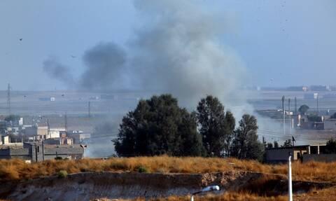 Συρία: Οι συγκλονιστηκές πρώτες εικόνες από τους βομβαρδισμούς των Τούρκων (pics)