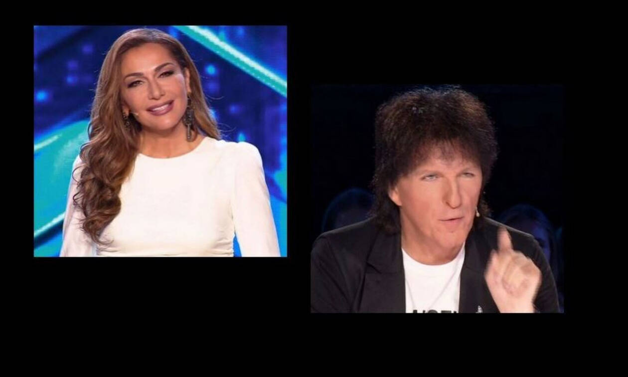 X Factor: Το κομπλιμέντο του Τσαουσόπουλου στην Βανδή που την άφησε άφωνη (pics&vid)