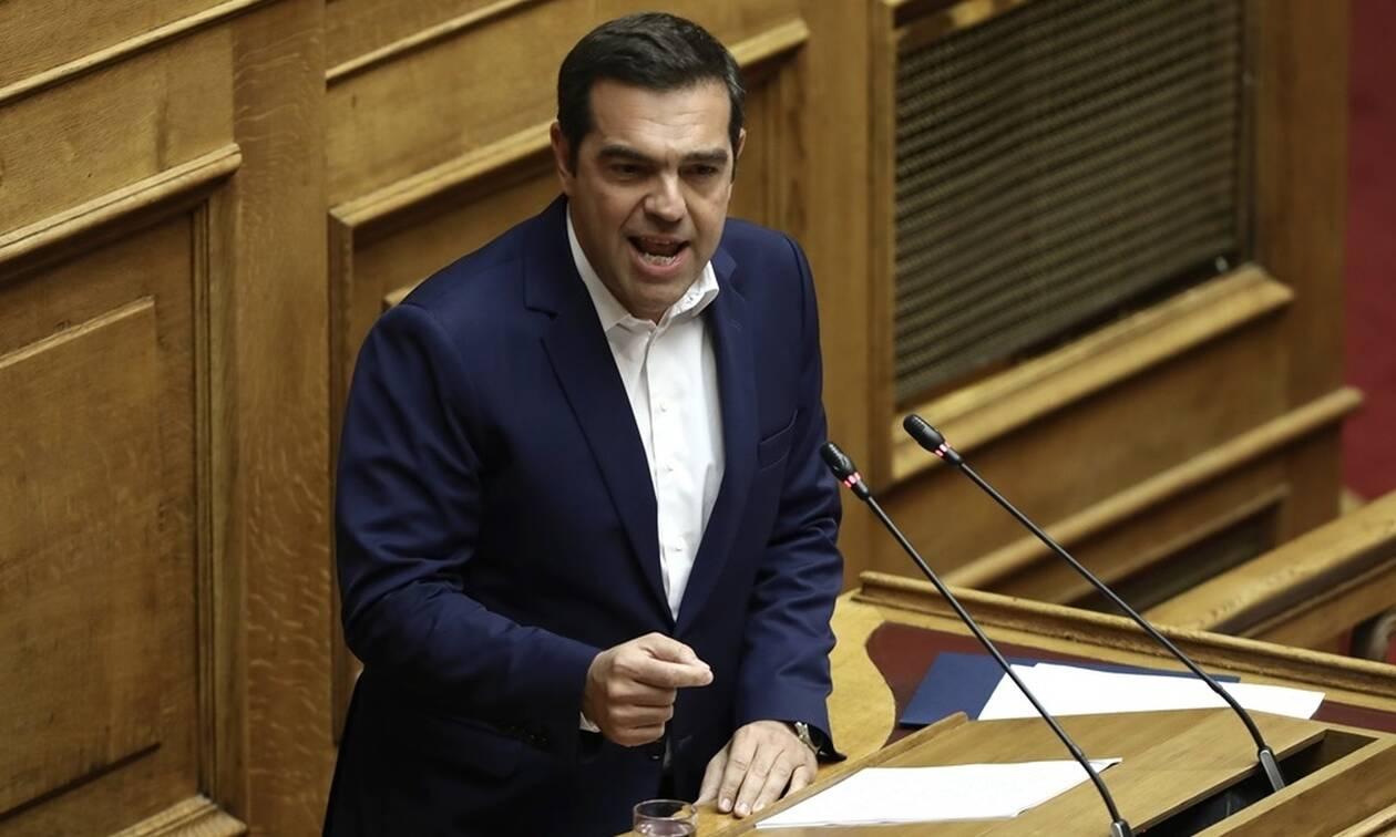 Τσίπρας: Εκκωφαντική η αφωνία της Ελλάδας για την εισβολή της Τουρκίας στη Βόρεια Συρία