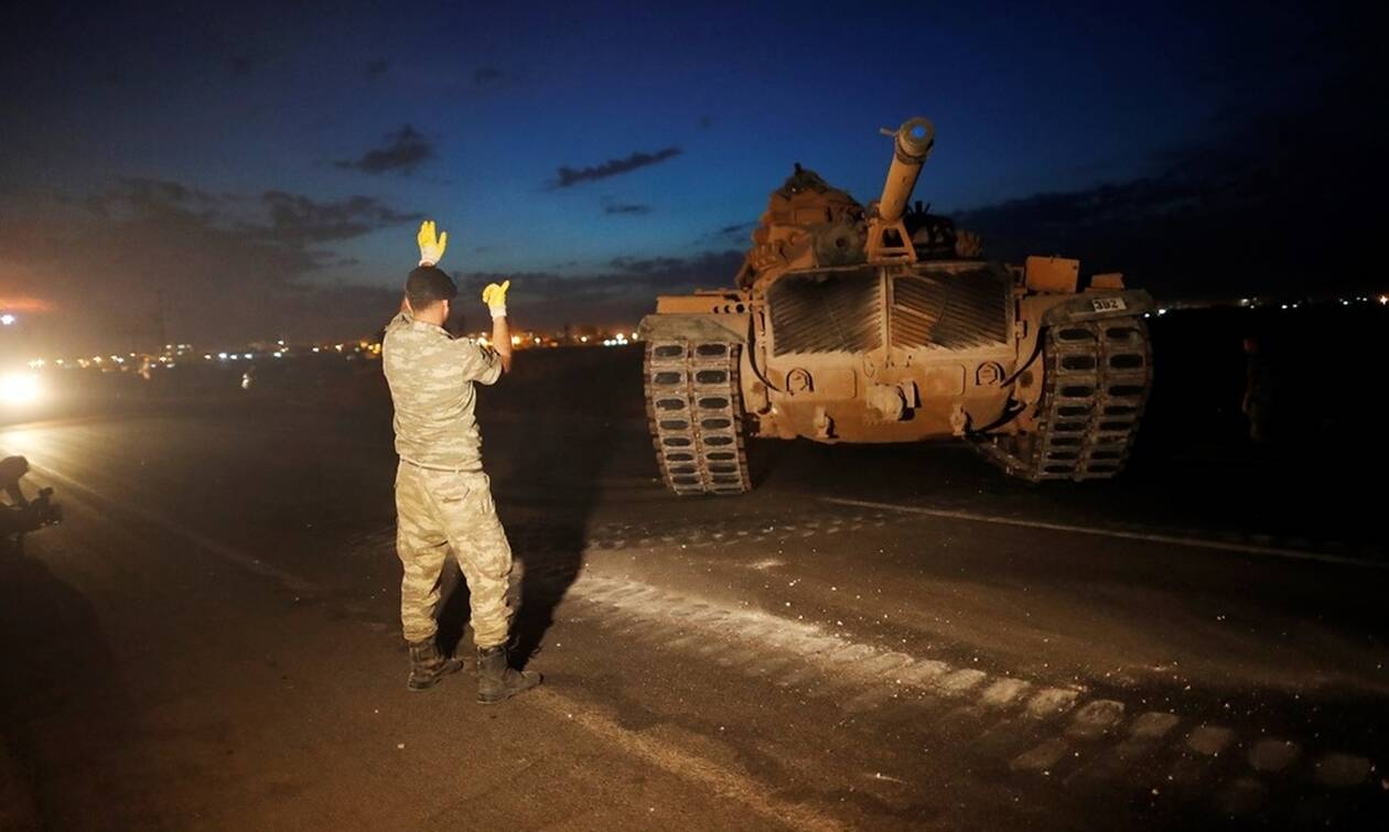 Τουρκική εισβολή στη Συρία: Διεθνείς αντιδράσεις για την έναρξη της επιχείρησης (vids)