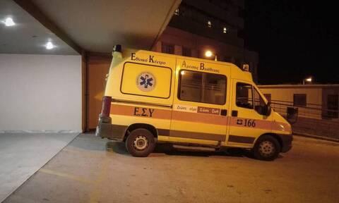 Τραγωδία στη Θεσσαλονίκη: Τροχαίο με δύο νεκρούς στον Λαγκαδά