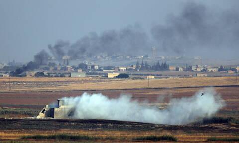 Συρία: Οι Τούρκοι βομβάρδισαν φυλακή όπου κρατούνται μέλη του Ισλαμικού Κράτους