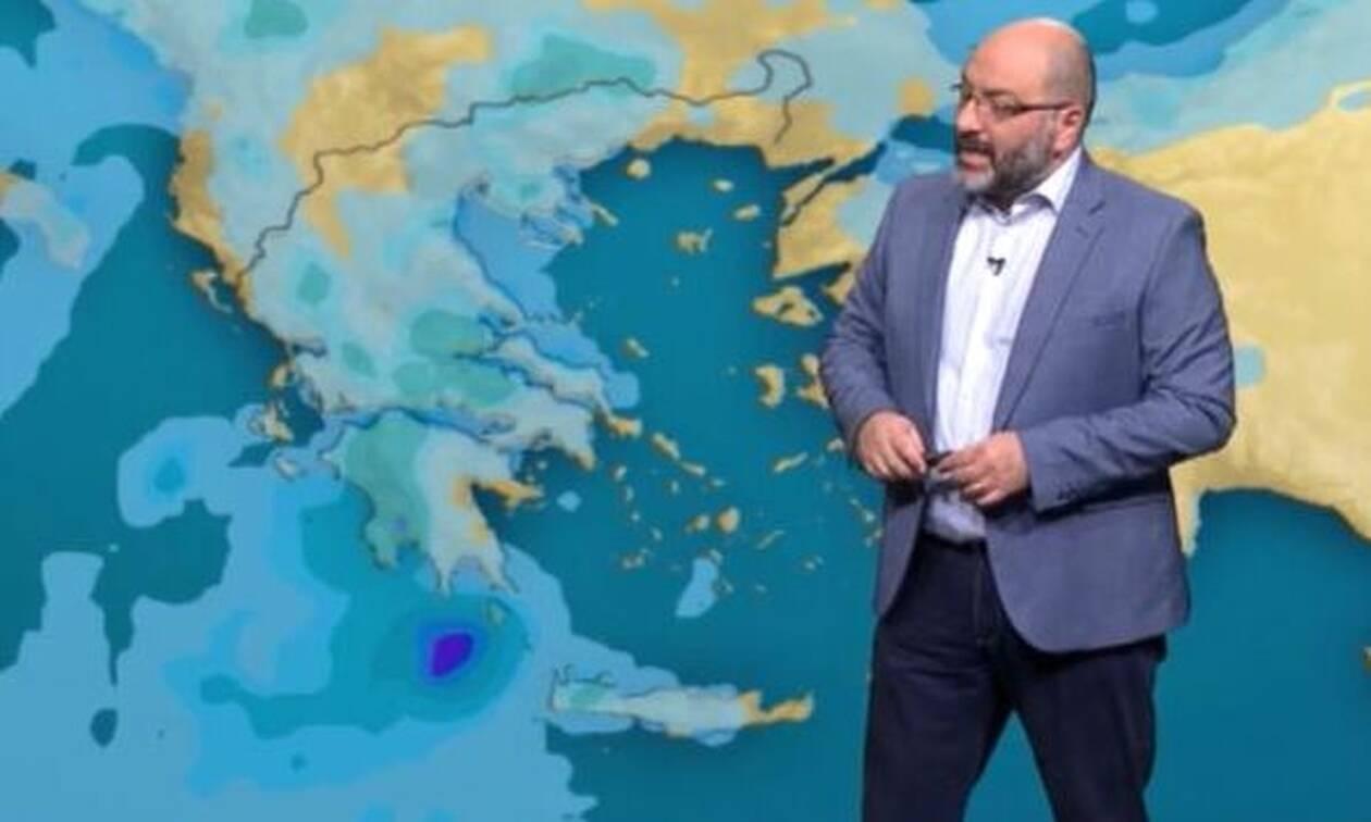 Καιρός: Ερχεται τριήμερο με βροχές και μετά... αντικυκλώνας «τέρας». Η ανάλυση του Σάκη Αρναούτογλου