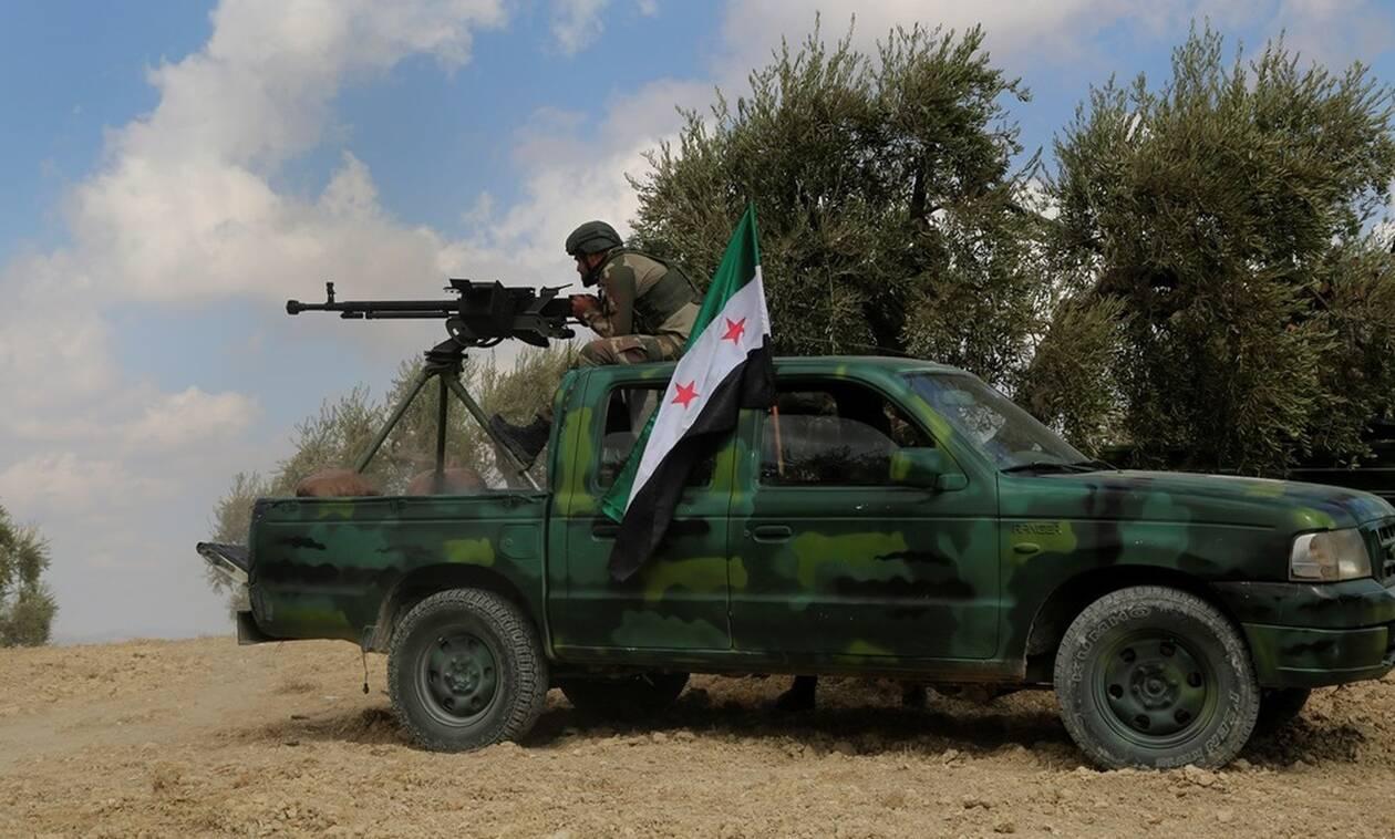 Κόλαση στη Συρία: Ο Ερντογάν σφυροκοπά τους Κούρδους – Νεκροί άμαχοι από την τουρκική «Πηγή Ειρήνης»