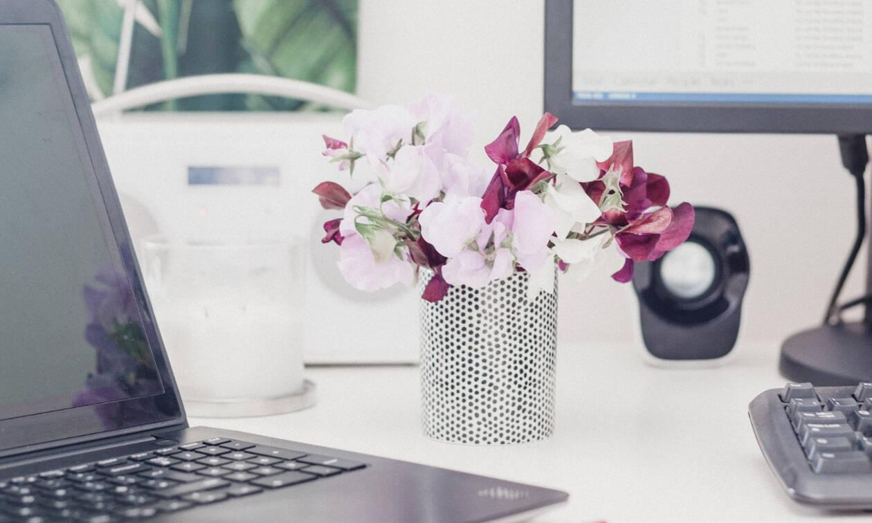 5 tips για να βάλεις τάξη στο γραφείο σου σήμερα κιόλας