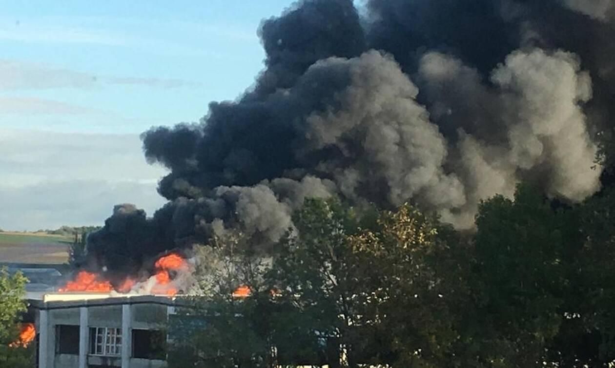 Συναγερμός στην Αυστρία: Έκρηξη κοντά σε αεροδρόμιο με πολλούς τραυματίες