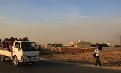 Τουρκικές αγριότητες στην Συρία: «Ντρέπομαι», λέει άνδρας των ειδικών δυνάμεων των ΗΠΑ