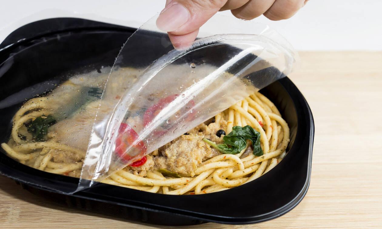 Συσκευασίες έτοιμων φαγητών: Οι επιπτώσεις στην υγεία (εικόνες)