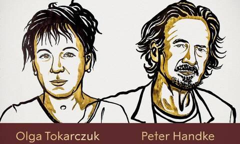 Βραβεία Νόμπελ Λογοτεχνίας: Αυτοί είναι οι νικητές για το 2018 και το 2019