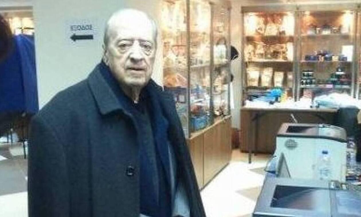 Θλίψη: Πέθανε ο Γιώργος Πιστόλας