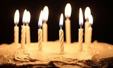Γιατί σβήνουμε κεράκια στα γενέθλιά μας;
